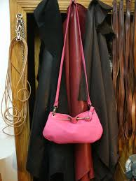 Designer Leather Hides The Raw And The Ready Fg Handmade Bags