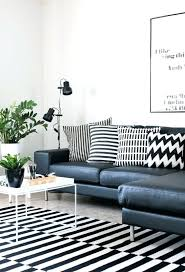 black and white living room with rug ikea decor black and white rug 2 ikea australia striped
