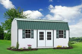 Small Picture Portable Buildings in Cave City AR Bald Eagle Barns
