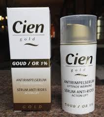 cien gold serum lidl