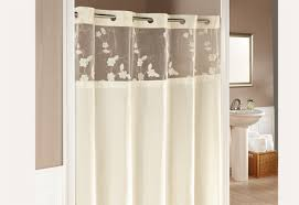 Stylish, Sophisticated & Comfortable. Hookless Serena Shower Curtain