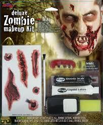 zombie makeup kit deluxe zombie