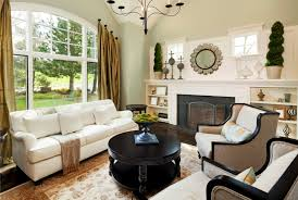 image of classic living room decor ideas