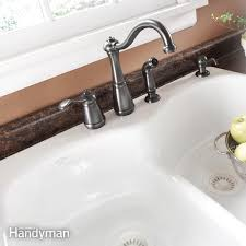 Install Bathroom Sink Stunning Replace a Sink The Family Handyman
