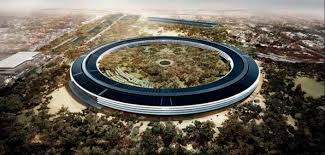new apple office cupertino new detailed renders amp plans of apples wheel shaped campus apple office