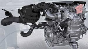 New Toyota Avensis - engine animation - YouTube