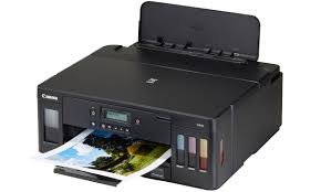 Canon Printer Printing Light Gray Instead Of Black Printers On Test Can A Refillable Tank Printer From Canon
