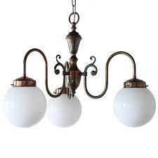 eldron 3 arm brasserie chandelier