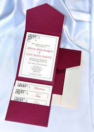 print your own burgundy wedding invitations, burgundy pocket Wedding Invitation Kits Print Your Own print your own burgundy wedding invitations, burgundy pocket wedding invitations, burgundy printable invitation kits wedding invitation kits print your own
