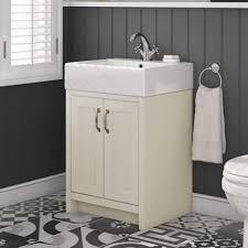 butler rose darcy 570mm traditional vanity unit belfast basin vanilla