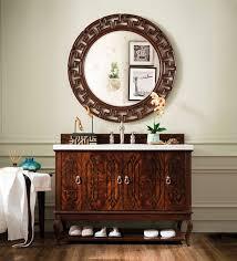 james martin palm beach single 48 inch dark amber vanity cabinet optional countertops