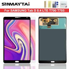 T700 LCD For Samsung Galaxy Tab S 8.4 ...