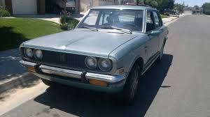 Toyota Corona Deluxe - amazing photo gallery, some information and ...