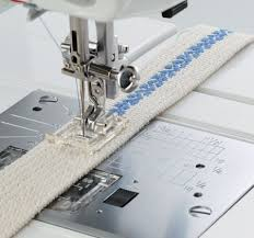 Janome America: World's Easiest Sewing, Quilting, Embroidery ... & The bottom of the foot is beveled for smooth delivery of thread when sewing  decorative or sating stitches. Foot is made of clear plastic making it  easier to ... Adamdwight.com