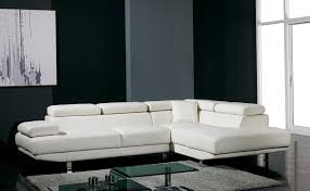 modern white sectional. T60 Ultra Modern White Leather Sectional Sofa Inside Design Your Own I