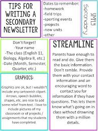 Teachers Newsletter Templates Free Editable Newsletter Templates For Teachers Antonchan Co