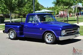 1967 Chevy C10 Stepside Pickup Truck 454/400 12 Bolt Posi PS PDB Tilt