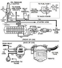 1970 color code the 1947 present chevrolet & gmc truck message Gmc Fuel Pump Diagrams wiring an electric fuel pump diagram gmc fuel pump wiring diagram