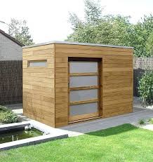 stylish garden sheds lean to storage shed kits beautiful contemporary in canada ga