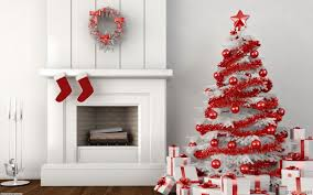christmas home decoration ideas red white dma homes 3325