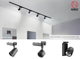 used track lighting. They Can Be Used For A Number Of Applications Including Shops, Offices, Hotels And Other Commerical Areas. Click Here To Visit Our Www.norse. Lighting Track