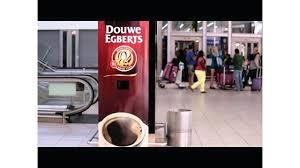 Douwe Egberts Vending Machine Beauteous Douwe Egberts Uses Coffee Vending Machine In Marketing Campaign