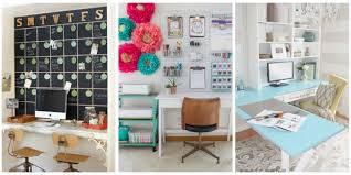 decorated office. Home Office Ideas How To Decorate A Model 1 Decorated Office