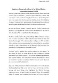 gcse writing a persuasive speech example essay speech marked by teachers