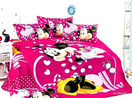 Minnie Mouse Sheets Mouse Comforter Full Mouse Twin Sheet Set Mouse ...