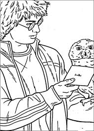 Harry Potter Coloring Pages 37 Harry Potter Disegni Da Colorare