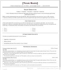 A Resume Format Image Of Resume Format Resume Format In Word Resume