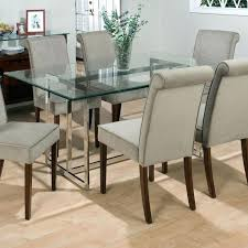 round glass dining table set image of glass dining tables decor glass top dining table set