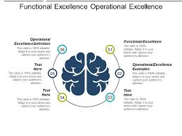 Operational Excellence Example Functional Excellence Operational Excellence Definition