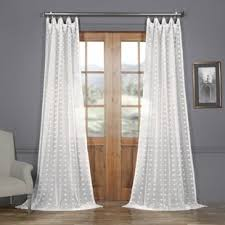 Gray and beige curtains Blue Quickview White Strasbourg Dot Beige Strasbourg Dot Gray Wayfair Gray Patterned Curtains Wayfair