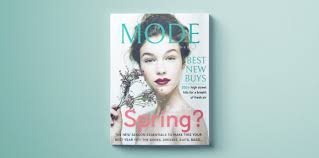 Magazine Cover Free Indesign Template