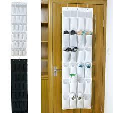youyo* <b>24 Grid</b> Non-woven Large Capacity Door Rear Shoes ...