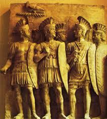 exércitos romanos