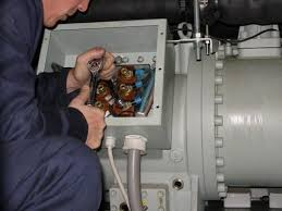 Repairing And Maintenance Services Water Chiller Repairing Maintenance Services