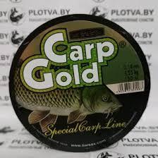 Купить <b>леску</b> монофильную <b>Balsax Carp Gold</b> 150м/0.18мм/4.55kg ...