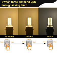 Light Bulb Levels Mengsled Mengs E11 7w Led Light 80x 2835 Smd 3 Level