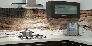Granite With Backsplash Classy Creative Kitchen Ideas For Granite Backsplash With Tile Above