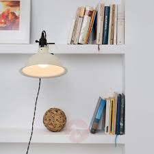 lighting industrial look. In Industrial Look Pepper Clip-on Light, Beige-3507235-01 Lighting
