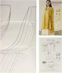 Tina Givens Designs Tina Givens 7036 Sewing Pattern Multicolor
