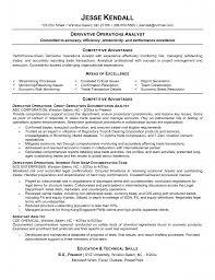 resume operations analyst resume printable operations analyst resume full size