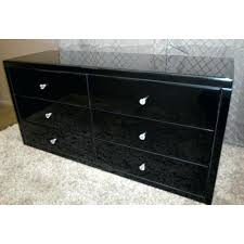 black glass mirrored bedside tables dresser mirror furniture gloss bedroom