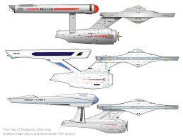 Enterprise Size Comparison Chart Star Trek Blueprints New U S S Enterprise Ncc 1701