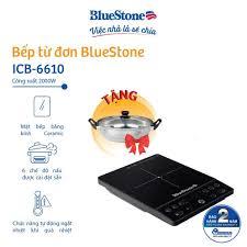 ⭐Bếp từ đơn BlueStone ICB-6610 - Công suất 2000W - Tặng kèm nồi - 6 chức  năng nấu - Bảo hành 24 tháng - Hàng chính hãng: Mua bán trực tuyến Bếp điện  với giá rẻ