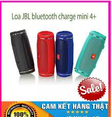 Loa Bluetooth JBL Charge 4+ Mini -Bass Âm Trầm Ấm, Âm thanh lớn Chống nước