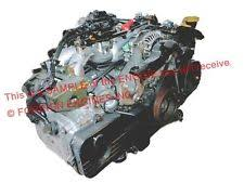 subaru legacy engine 2003 subaru legacy outback sus baja 2 0l ej20 replacement engine for 2 5l ej251
