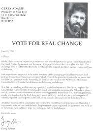 Political Campaign Letter Templates | Arts - Arts